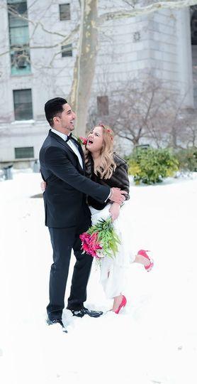 City Hall Wedding Photography