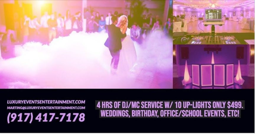 Luxury Events Entertainment, L.L.C. - DJ - Tampa, FL - WeddingWire on