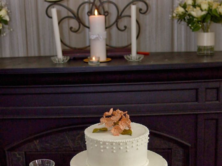 Tmx 1456341849615 Cake On Stand Tacoma, Washington wedding venue