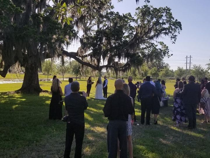 Congaree & Pen Wedding