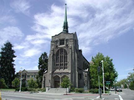 First Presbyterian Church, Oakland