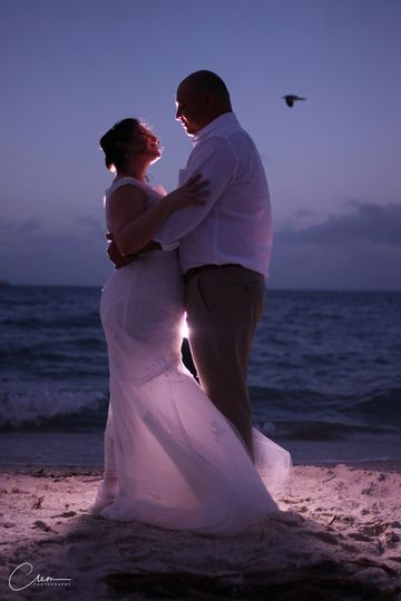 Through the sands of time you will always be my true love. -new-jersey-wedding - wedding...