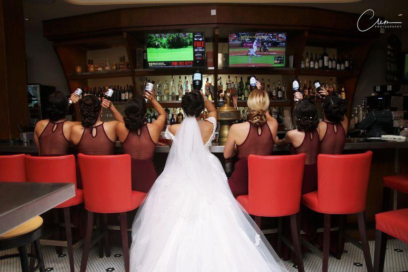 One last drink to say goodbye to my singlehood. -new-jersey-wedding - wedding photographer in new...