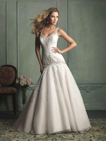 Margenes Bridal Dress Attire Boise Id Weddingwire