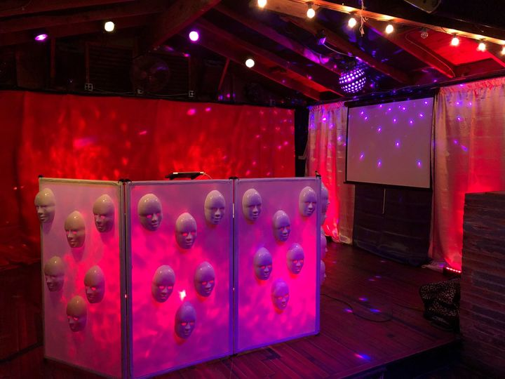 Tmx Halloween Dance Party Setup Photo 1 51 1060467 1555802370 Austin, TX wedding dj
