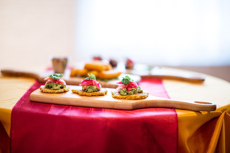 Latin-style Appetizers