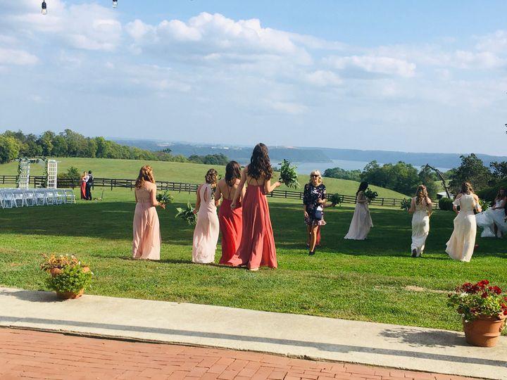 Outdoor Wedding, 2020