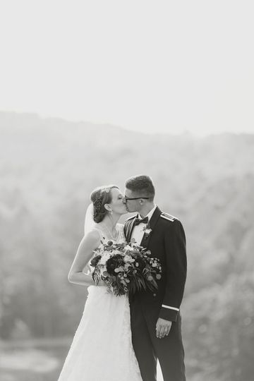 Glass Hill Venue Wedding