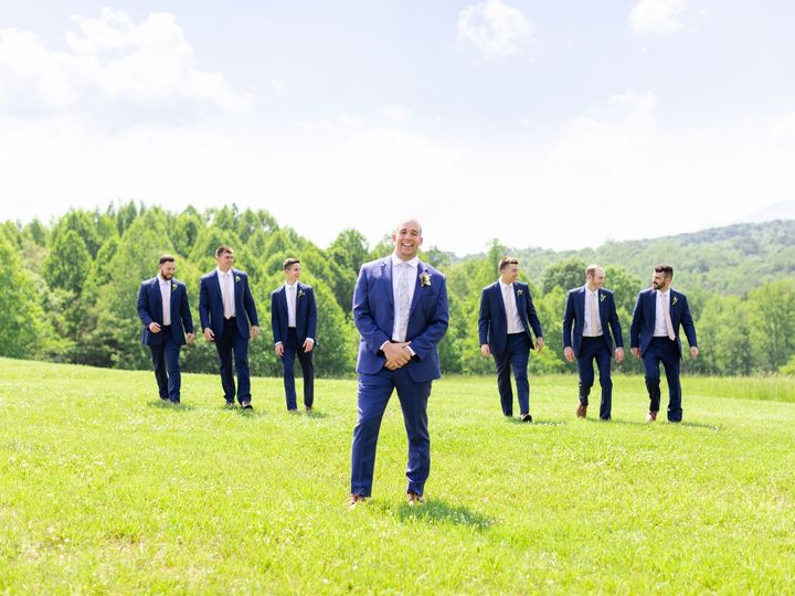 Tmx Glass Hill Venue Wedding Blush And Navy Colors 51 51 992467 1560806248 Lynchburg, Virginia wedding photography