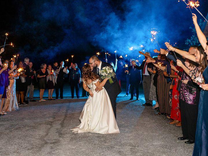 Tmx Mackenzie And Ryan Sparkler 1 51 992467 159735283663690 Lynchburg, Virginia wedding photography