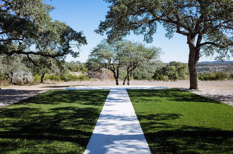 The Grove Ceremony Spot
