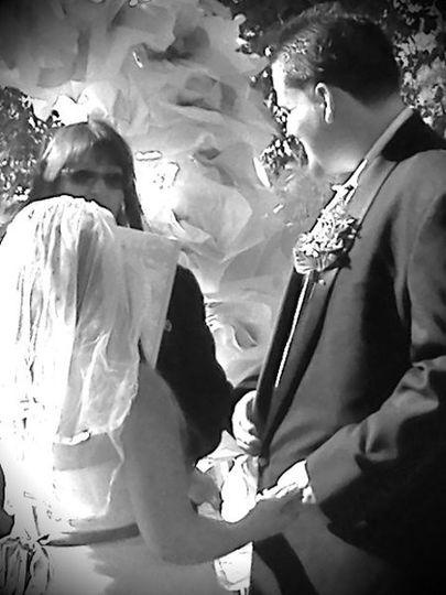 Mr and Mrs Erick Weigmann