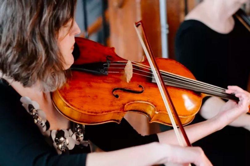 Soulful violin