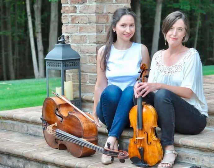 Anna and Susie of Kessler Strings