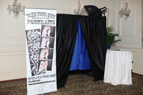 Infinity Photo Booth Services