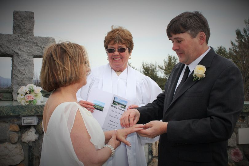 24c575b03527e665 Rings at Ceremony March 2016 Cathedral of the Pines
