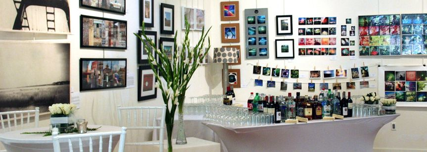 Our galleries are already pre-decorated with fine art from a variety of local artists to give your...