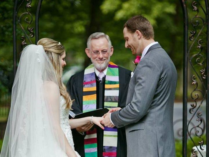 Tmx 1417619233319 Carmen  John  2 06.14.2014 Raleigh, NC wedding officiant