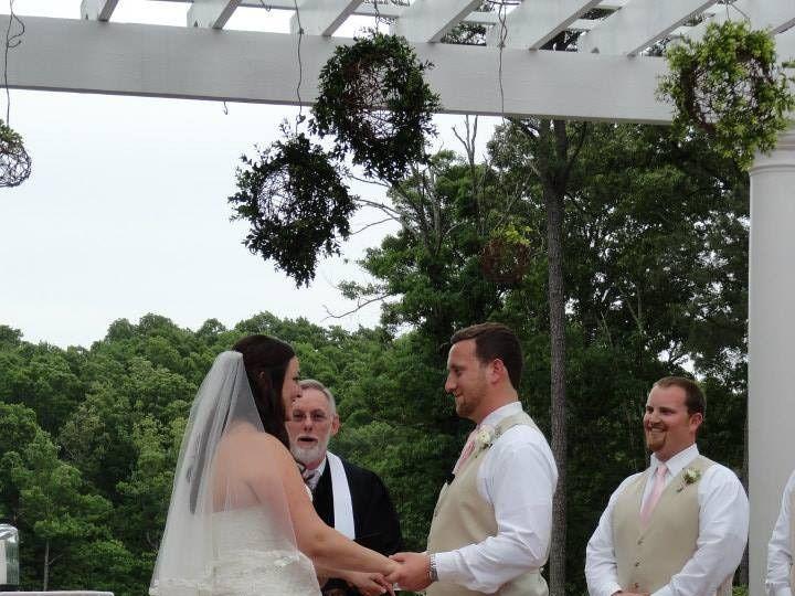 Tmx 1417619453105 Kylie  Justin  1 05.10.2014 Raleigh, NC wedding officiant