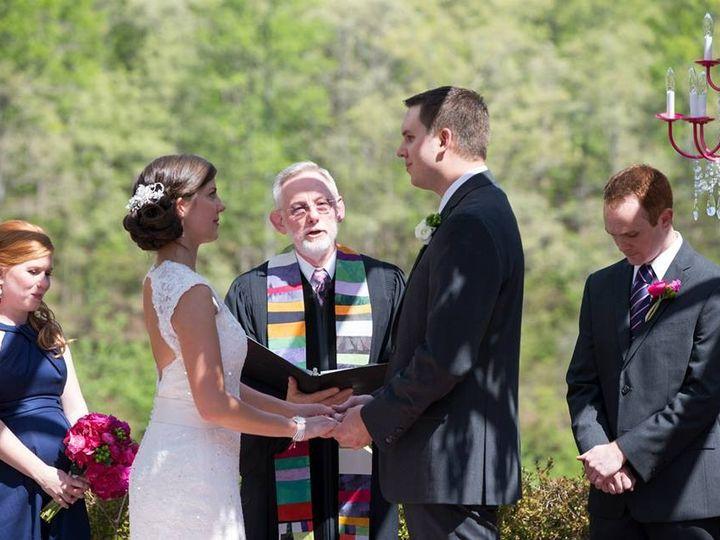 Tmx 1417619503074 Lindsay  Kurt  3 04.27.2014 Raleigh, NC wedding officiant