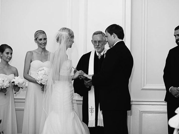 Tmx 1417619598988 Megan  Alex 3 06.21.2014 Raleigh, NC wedding officiant