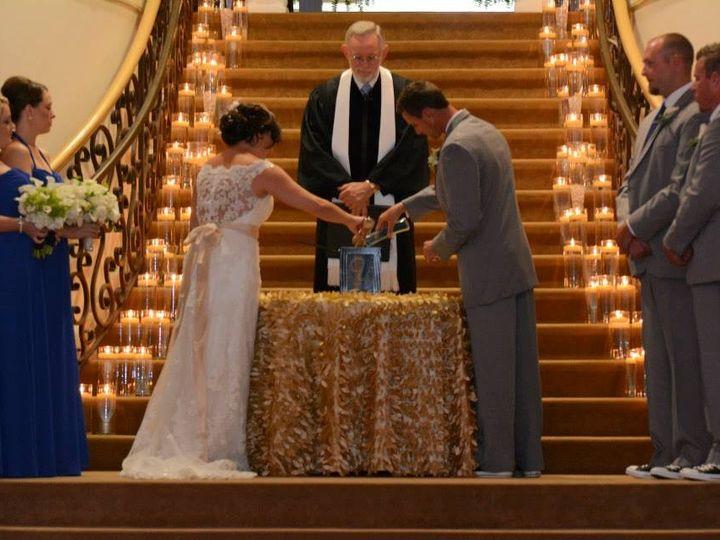 Tmx 1417619669057 Sarah  Wes  2 10.27.2013 Raleigh, NC wedding officiant