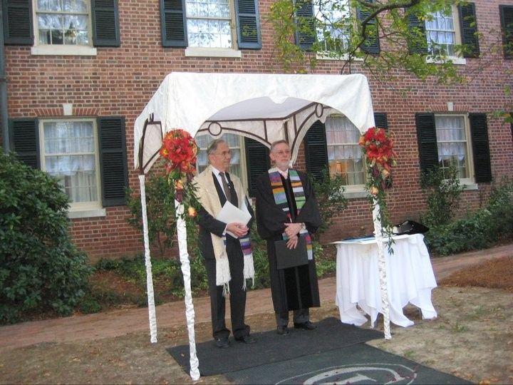 Tmx 1422061120983 Lara  Mitchell  2 10.13.2013 Raleigh, NC wedding officiant