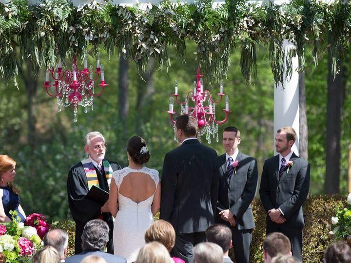 Tmx 1422062029330 Lindsay  Kurt  2 04.27.2014 Raleigh, NC wedding officiant