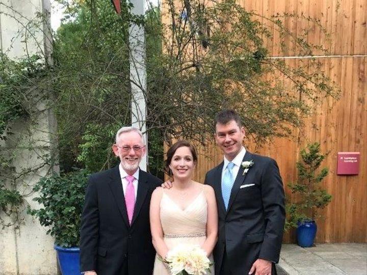 Tmx 1516036761 Ca66cd79fa307de4 1516036760 4576aaae141ecd87 1516036760117 6 Jessica Abernethy  Raleigh, NC wedding officiant