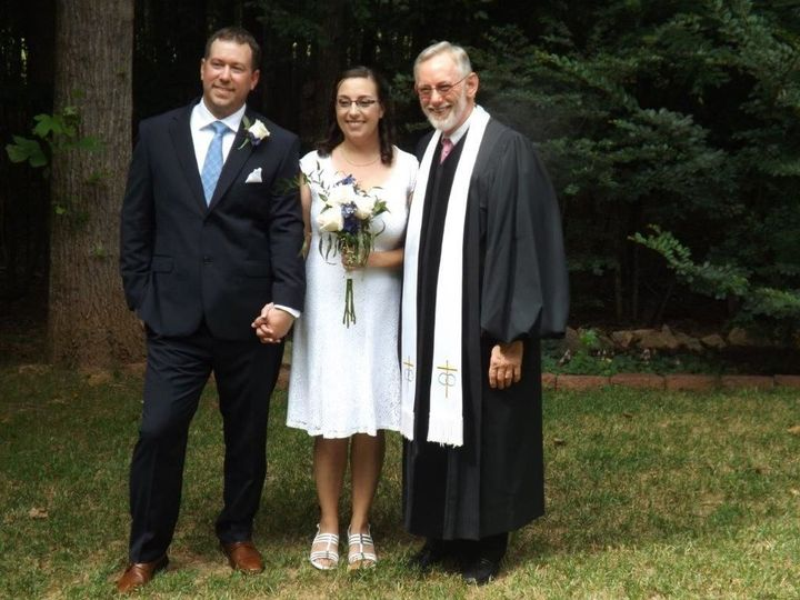 Tmx 1516036777 E7c901465b8c7977 1516036771 Cd88b26e096b8ae5 1516036760201 42 Suzanne Holt And  Raleigh, NC wedding officiant