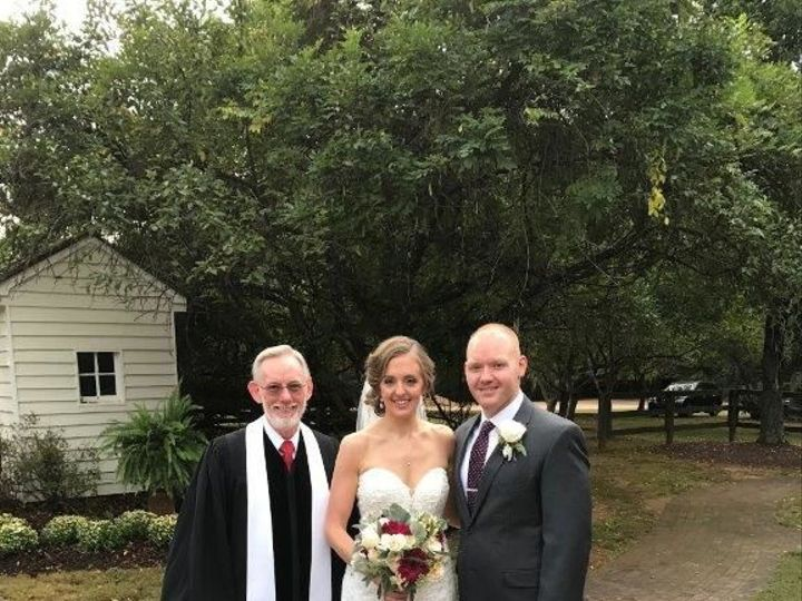 Tmx 1516036779 D585bd31a03b46b1 1516036775 F4eb7a4f86aaa2d1 1516036760228 54 Amy Willets And J Raleigh, NC wedding officiant