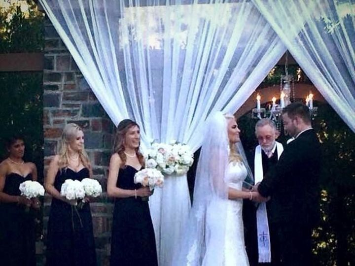 Tmx 1516036781 C6ca58feb7a1ea69 1516036777 4cd0f6eb16a558bc 1516036760238 60 Cahterine And Dan Raleigh, NC wedding officiant