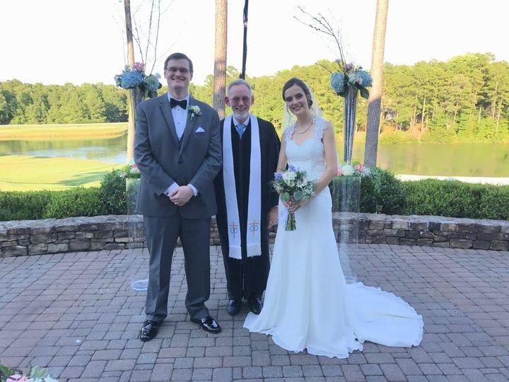 Tmx 1516036789 43be36ac28e425de 1516036765 539fe99410c382d3 1516036760167 24 Lucia Fischer And Raleigh, NC wedding officiant