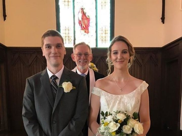 Tmx 1516036797 55cd4c8a6548f64d 1516036760 93be83e5df430856 1516036760126 7 Jessica Evans And  Raleigh, NC wedding officiant