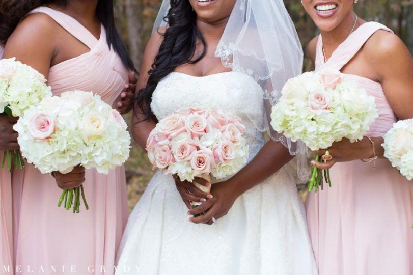 Classic Pink Wedding