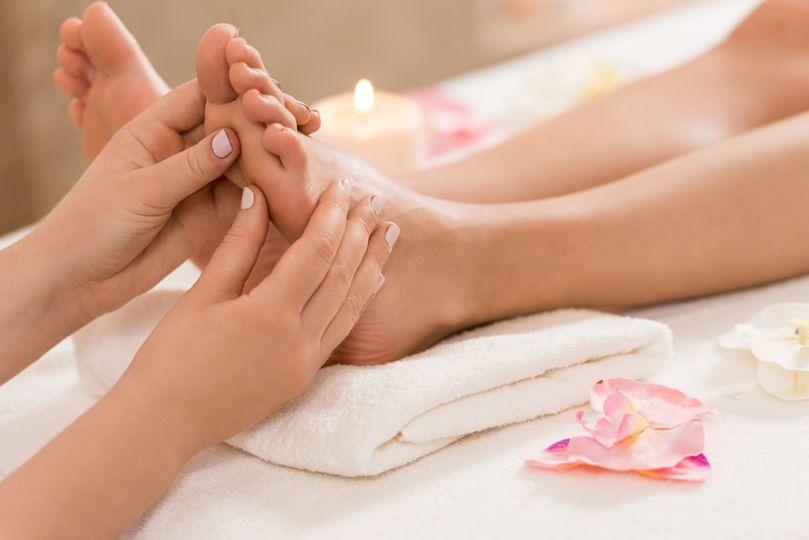 On site spa & massage