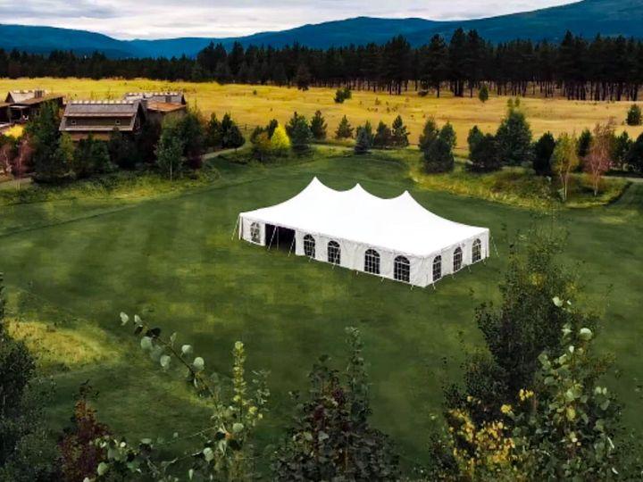 Tmx Tent 1 51 1006467 Eureka, MT wedding venue