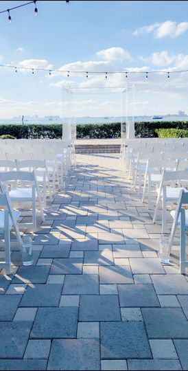 Padded Ceremony Chairs