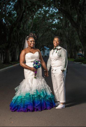Mrs. & Mrs. Ward