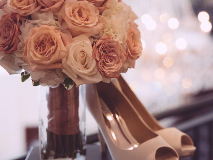 Tmx Thigpen Bouquet And Shoes 51 1067467 161119411435735 Mount Laurel, NJ wedding planner