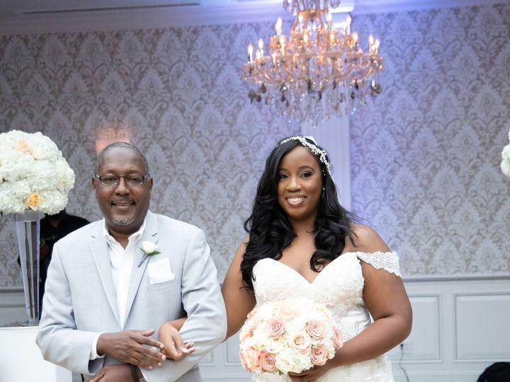 Tmx Thigpen Bride And Dad 51 1067467 161119410748652 Mount Laurel, NJ wedding planner