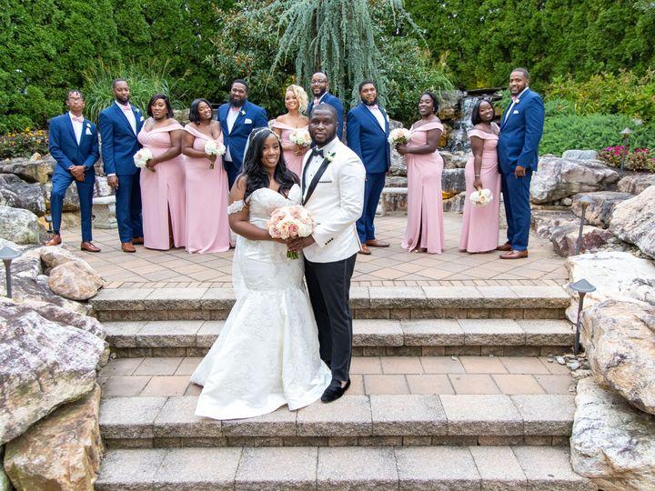 Tmx Thigpen Wedding Party 51 1067467 161119411161661 Mount Laurel, NJ wedding planner