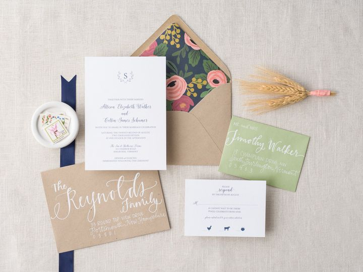 Tmx 1425477034127 Allisoncollin1 Landing wedding invitation