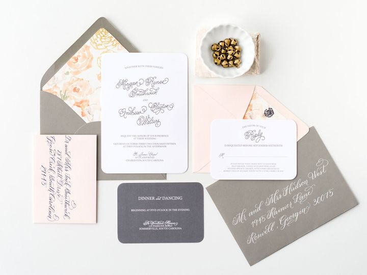 Tmx 1425477321230 Morganandrew 2 Landing wedding invitation