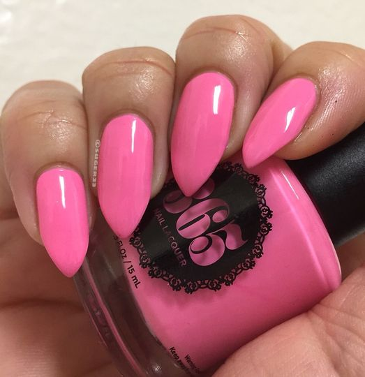 Chicle - Bubble gum pink stock color