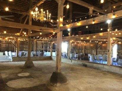 Franklin Barn-Weddings and Events