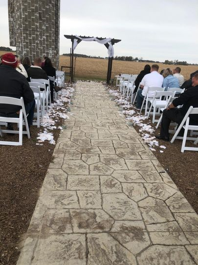 Another ceremony site