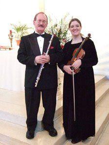 Steve Tanzer is a fantastic flute player