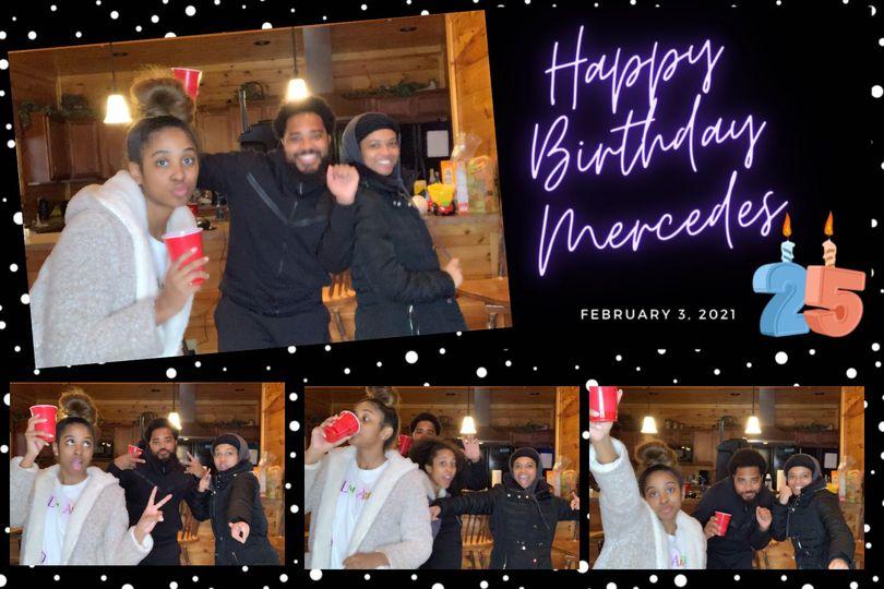 Mercedes Birthday