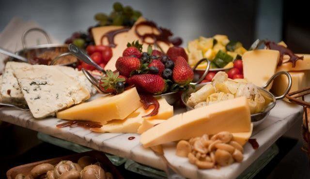 cheese platte